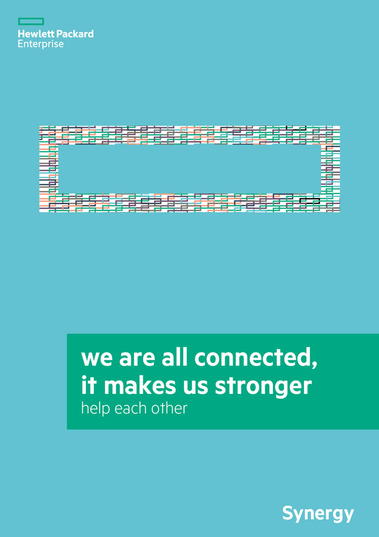 We are all connected, it makes us stronger.